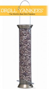 The Peanut Tube Bird Feeder